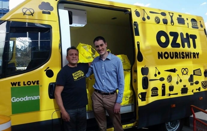 How to organsie a food drive for OzHarvest