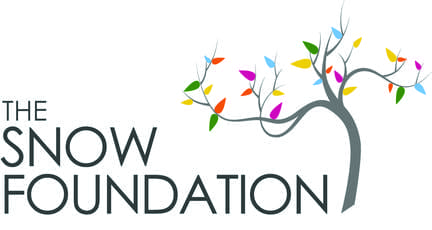 The Snow Foundation logo for OzHarvest Canberra page