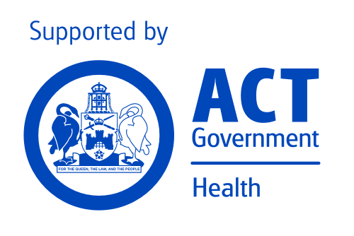 ACT government logo for OzHarvest Canberra page